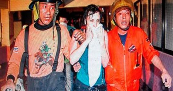 При пожаре в гостинице в Бангкоке пострадали пять россиян