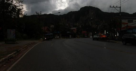 Краби после землетрясения