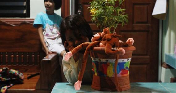 Как в Таиланде отмечают день рождения ребенка.