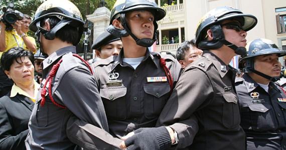 Штрафы в Таиланде