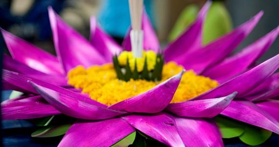 Фестиваль Loy Krathong в Тайланде