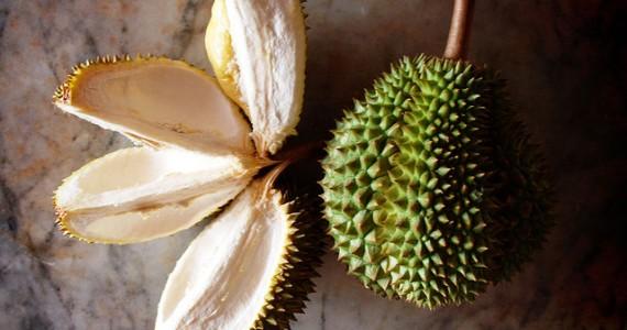 Тропический фрукт дуриан