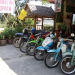 Сколько стоит ремонт мотоцикла в Таиланде