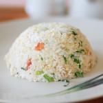 Тайский жареный рис с креветками
