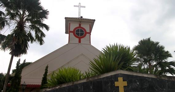 Баптистская церковь в Краби