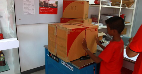 Как отправить посылку из Тайланда в Россию. Тайская почта