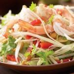 Som Tom Thai – салат из папайи