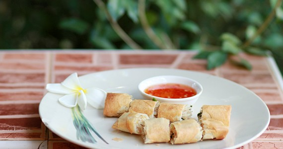 Как приготовить тайские блинчики