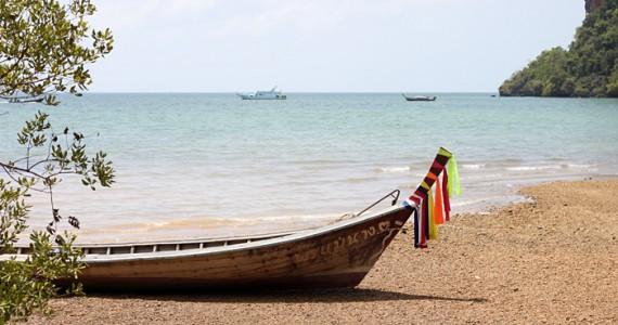 Сколько стоит лодка в Ао Намао