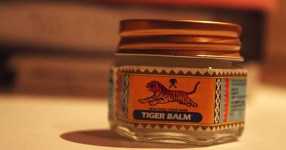 Тигровый бальзам в Тайланде