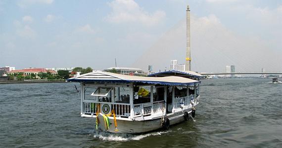 Круиз на лодке в Бангкоке