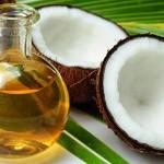 Живительное кокосовое масло