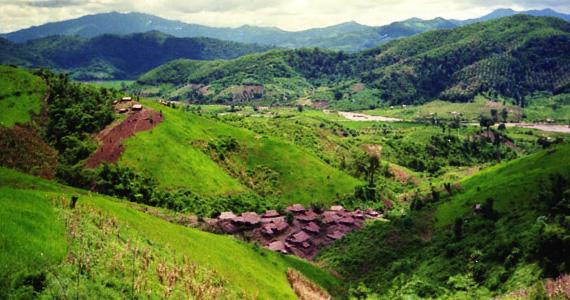 Неизведанный север Таиланда