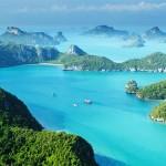 Какой из островов Сиамского залива выбрать для отдыха в Таиланде