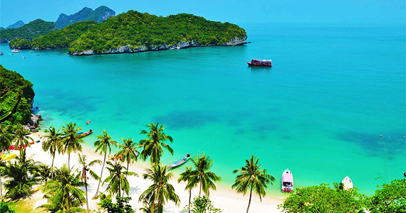 Angthong – национальный морской заповедник