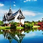 Ancient City – как увидеть весь Таиланд за один день