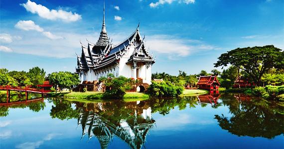 Античный город в Бангкоке - все достопримечательности Таиланда в одном месте
