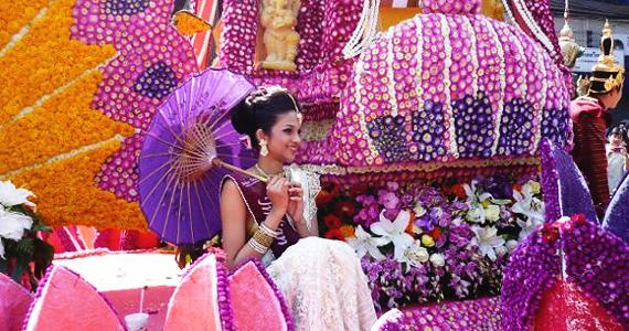 Фестивали Чианг Мая, культура и традиции.
